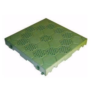 pavimento in PEHD / residenziale / per parco giochi / a quadrotte