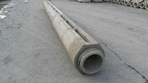canaletta in cemento armato