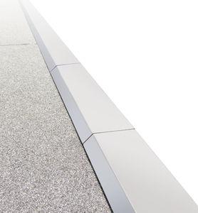 fascia perimetrale del tetto