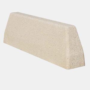 bordura divisoria / di protezione / in calcestruzzo / lineare