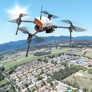 drone ad ala rotante / quadrirotore / per mappatura / per ispezione