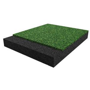 pavimento in gomma riciclata