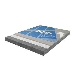 pavimento in resina epossidica