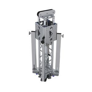 torre per traliccio in alluminio