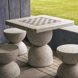 tavolo da scacchi moderno