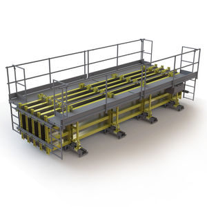 cassaforma modulare / in acciaio / per pilastro / per travi