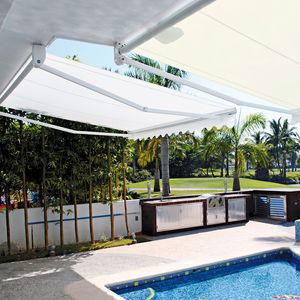 tenda da sole a proiezione