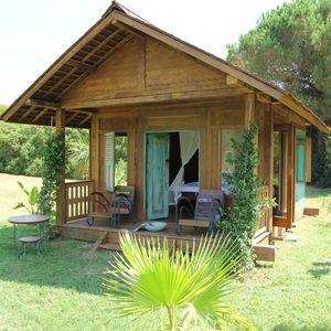 micro-casa tipo bungalow