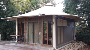 casa tipo bungalow