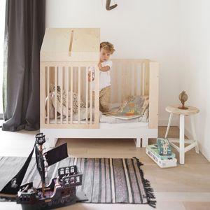 letto per neonato capanna