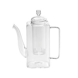 teiera in vetro borosilicato / contract / per uso domestico