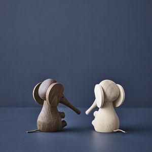 scultura in rovere