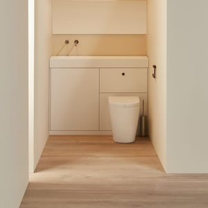 lavabo doppio