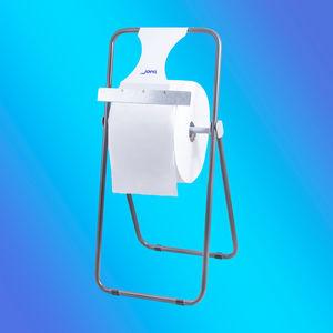 distributore di carta igienica a pavimento