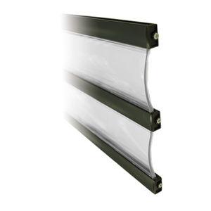 persiane avvolgibili / in acciaio / in alluminio laccato / in policarbonato
