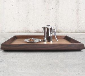 vassoio in legno / per camera d'hotel / per ristorante