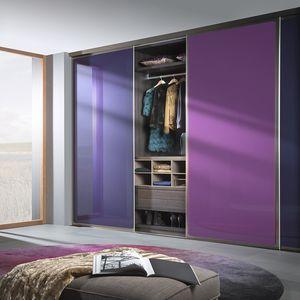 Cabina armadio moderna MATRIX Noteborn BV in vetro