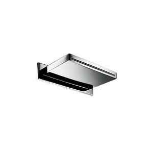 bocca per vasca in acciaio