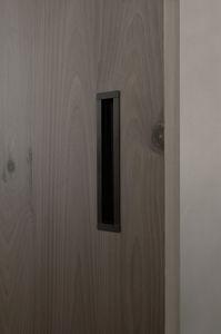 porta da interno / scorrevole / in legno / laccata