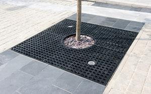 griglia per alberi quadrata