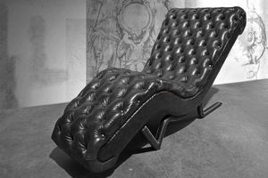 chaise longue chesterfield