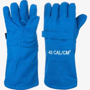 guanto di manutenzione / di protezione termica / contro gli archi elettrici / in tessuto