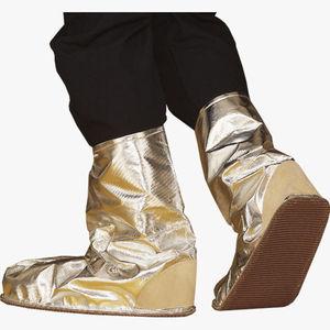 stivale di sicurezza antiscivolo / di protezione termica / in tessuto / alluminio