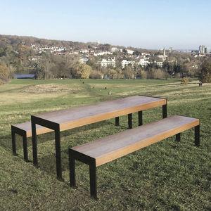 tavolo da picnic design minimalista