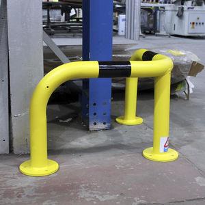 barriera di protezione / fissa / in acciaio galvanizzato / per spazio pubblico