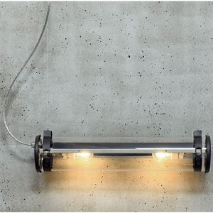 lampada a sospensione / moderna / in acciaio inossidabile / in alluminio anodizzato