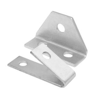 sistema di fissaggio in acciaio