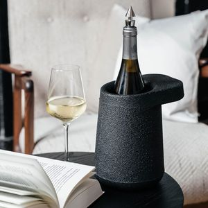 secchiello per champagne in plastica