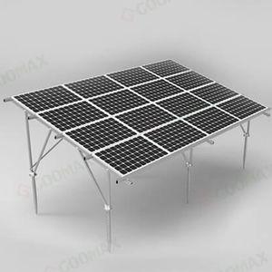 sistema di montaggio a terra / per sistemi a isola / per applicazioni fotovoltaiche