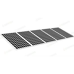 sistema di montaggio integrato all'edificio / per applicazioni fotovoltaiche
