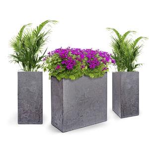 vaso da giardino in composito
