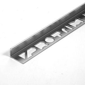 profilo di finitura in alluminio / in alluminio anodizzato / in acciaio inox / per piastrelle