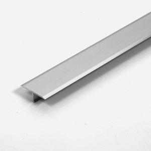 profilato di transizione in alluminio anodizzato