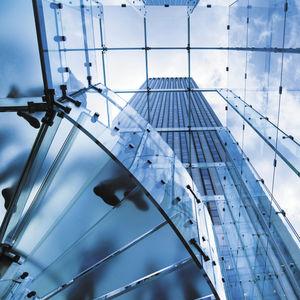 pannello in vetro in polivinilbutirrale (PVB)