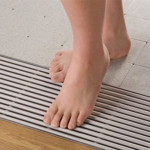 griglia per piletta da doccia per pavimento esterno