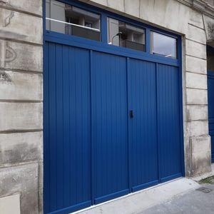 porte battenti per garage