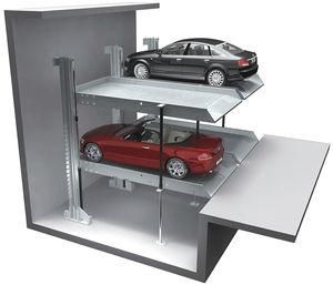 piattaforma di parcheggio elettrica