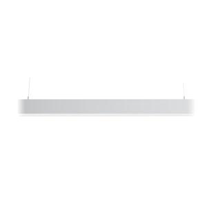 luce a sospensione / LED / lineare / in alluminio estruso