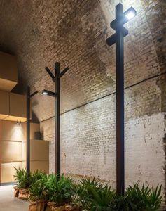 lampione da giardino / moderno / in alluminio / LED