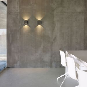 applique moderna / da esterno / in alluminio / LED