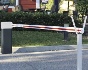 barriera per strada