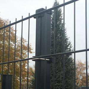 pilastro per recinzione industriale