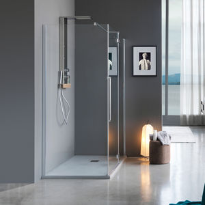 parete doccia fissa