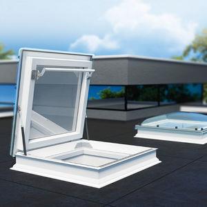 botola per tetto / quadrata / in alluminio