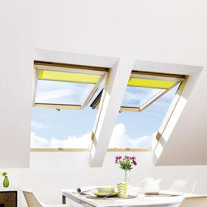 finestra da tetto a bilico