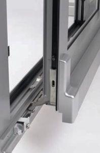 sistema di ancoraggio in metallo